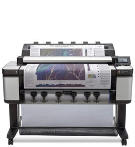 HP T3500 DesignJet eMultifunction Printer