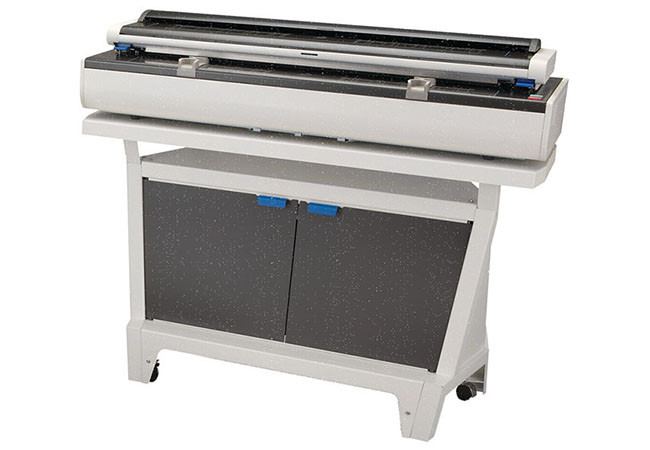 KIP 2300 Production Color and Black and White Scan System