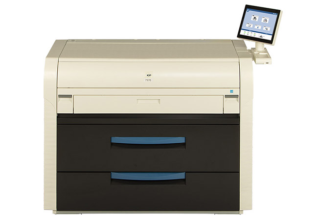 KIP 7570 Print System
