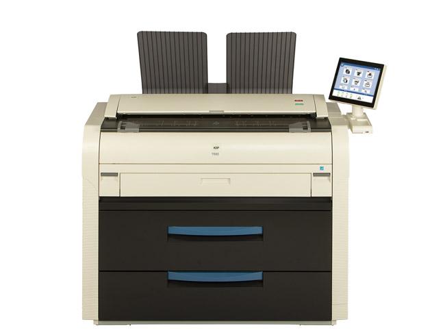 KIP 7580 MFP System