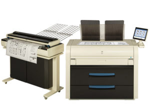 KIP 7590 MFP Production System