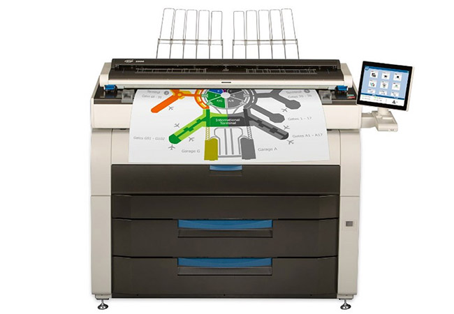 KIP 7970 Print System