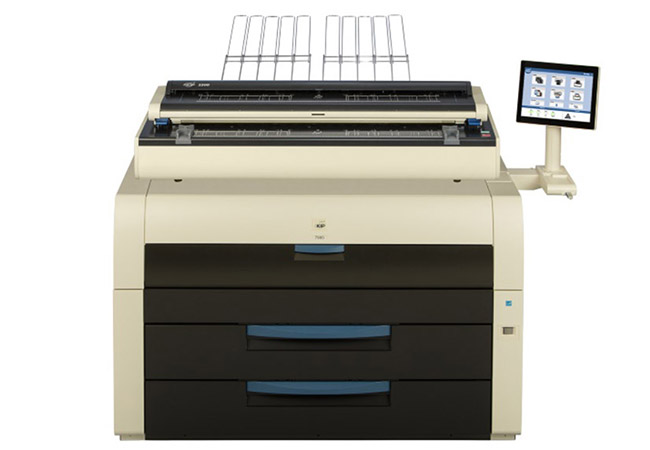KIP 7990 MFP Production System