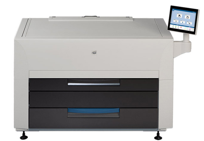 KIP 850 Color Print System