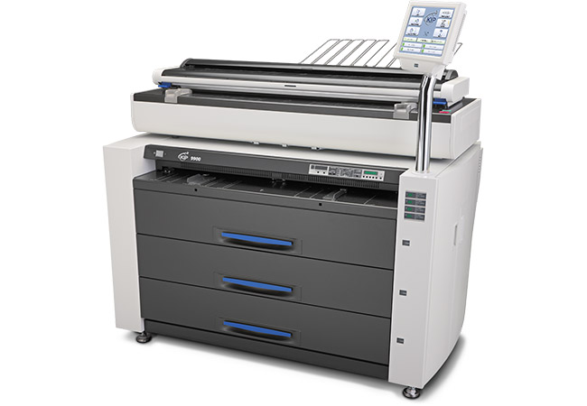 KIP 9900 MFP High Demand Systems
