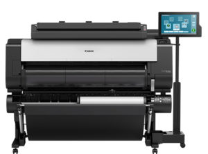 Canon imagePROGRAF TX4000 MFP with T36 scanner