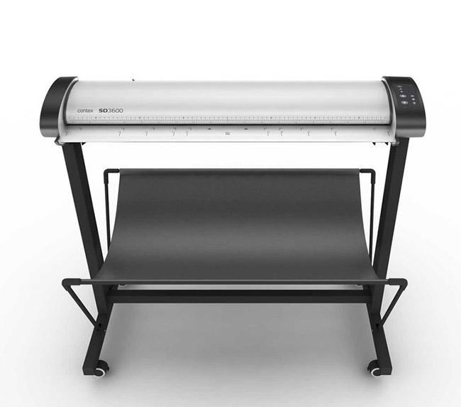 Contex SD3600 Color Scanner