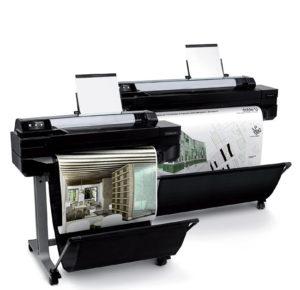 HP DesignJet T520 24