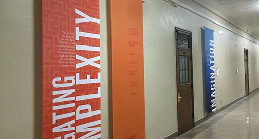 Hall Banners