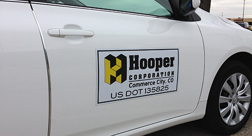 Hooper Corporation Door Magnet