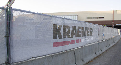 Kramer Fence Screen