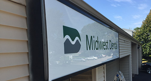 Midwest Dental Sign
