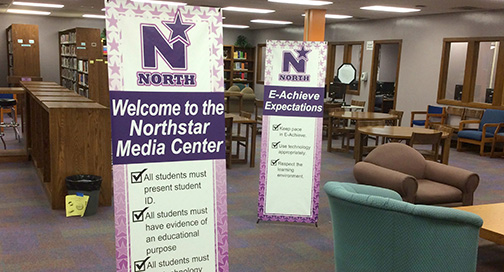 Northstar Banner Stands