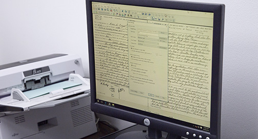 Small Document Scanning at BPI Color