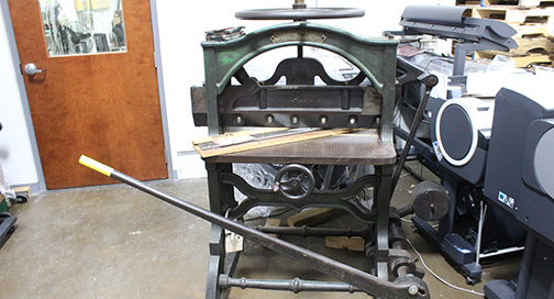 Used Cutter
