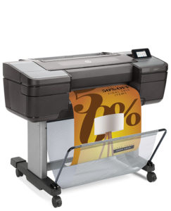 HP DesignJet Z6 24-in PostScript Printer