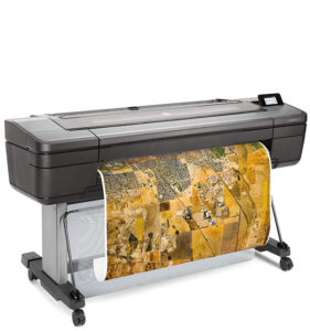HP DesignJet Z6 dual roll 44-in PostScript Printer with Vertical Trimmer