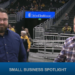 BPI Color featured at Fiserv Forum during the Marquette Basketball game!