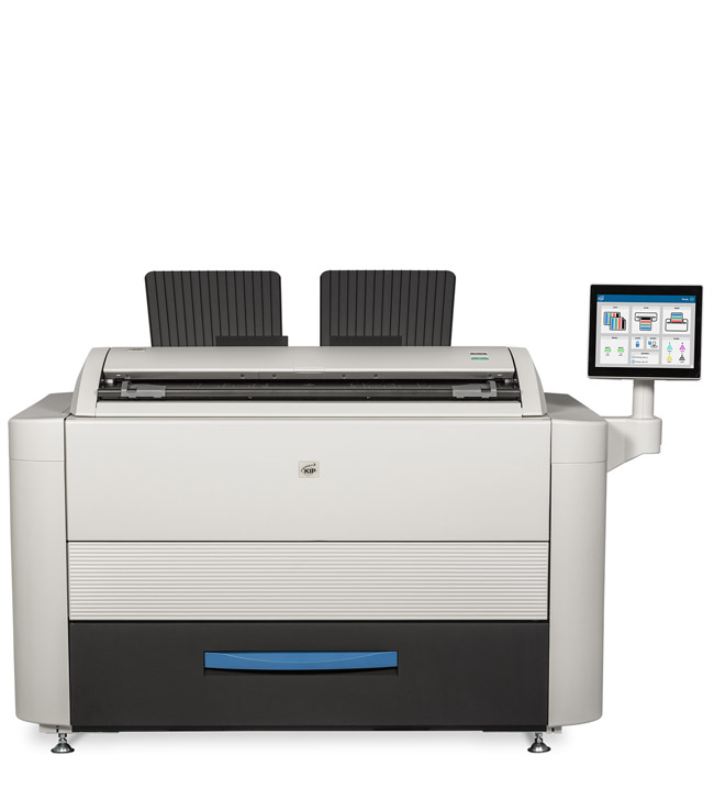 KIP 660 Multi-Touch Color Print System