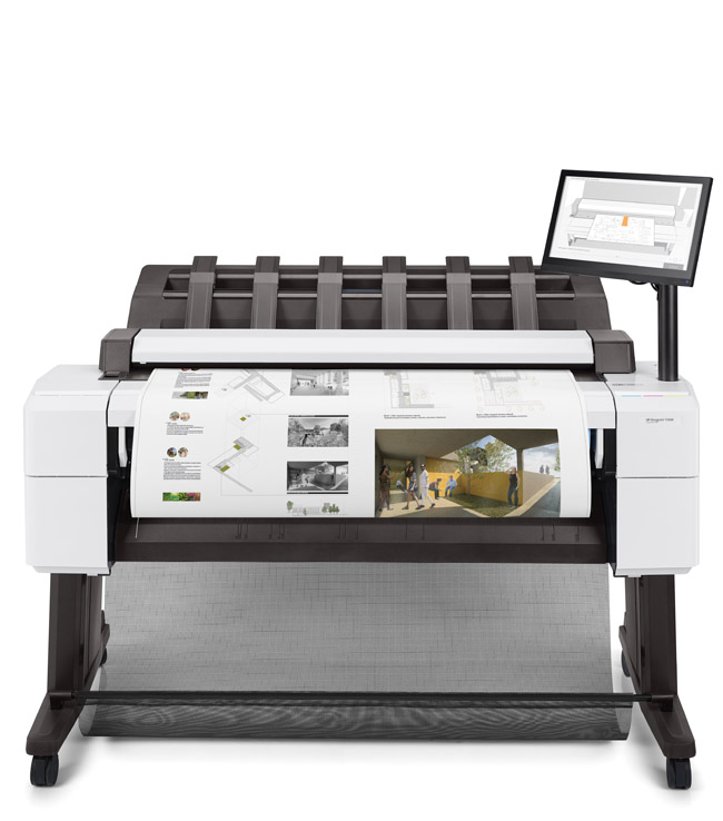 HP DesignJet T2600 Multifunction Printer
