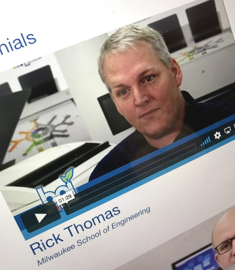 BPI Color - New Client Testimonials from Realtime Engineering and Milwaukee School of Engineering