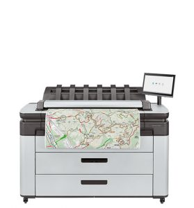HP DesignJet XL 3600 MFP series