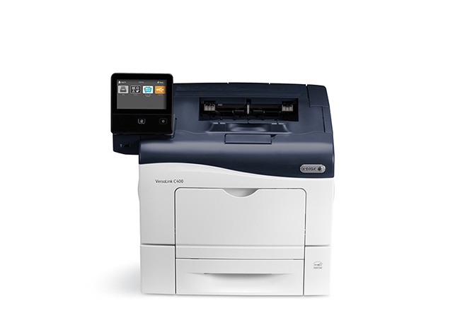 Xerox VersaLink C400 Color Printers and Color Multifunction Printers