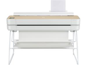 HP DesignJet Studio 36-in Printer in Steel or Wood Finish