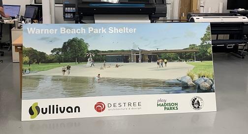 Warner Park Beach Shelter