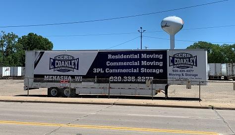 ccrs trailer wrap