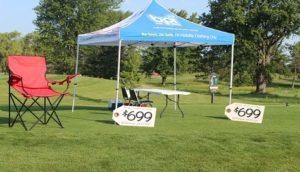 Custom Printed Event Tents