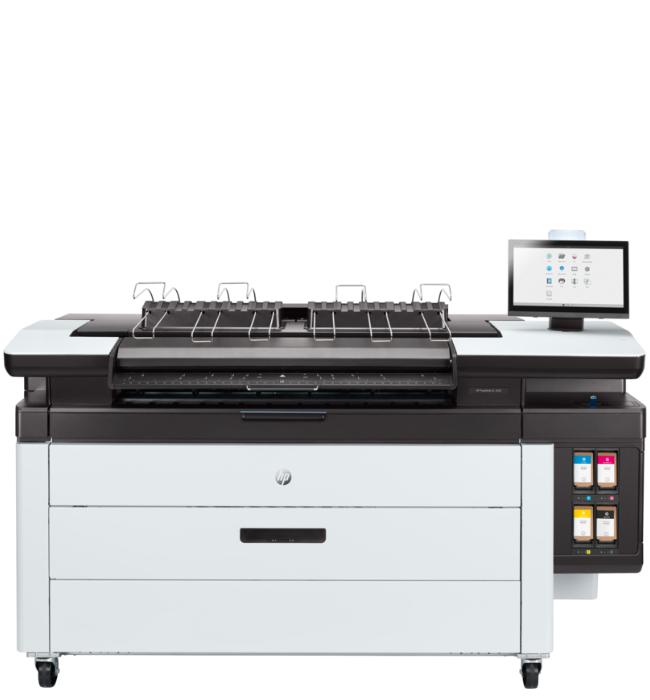 HP PageWide XL 3920 Multifunction Printer