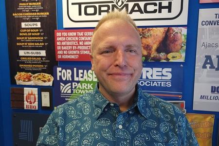 Craig Luger of BPI Color